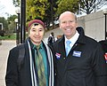 2012-11-05 John Delaney at Shady Grove Metro 311 (8165650901).jpg