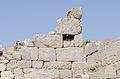 2012 - phallus at a house wall - middle Agora - Ancient Thera - Santorini - Greece - 04.jpg