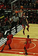 20130403 MCDAAG Aaron Gordon alley oop from Aaron Harrison (6).JPG
