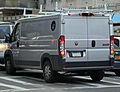2014 Ram ProMaster van, rear left NYC.jpg