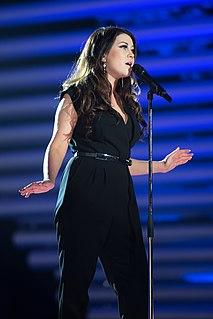Elina Born Estonian singer