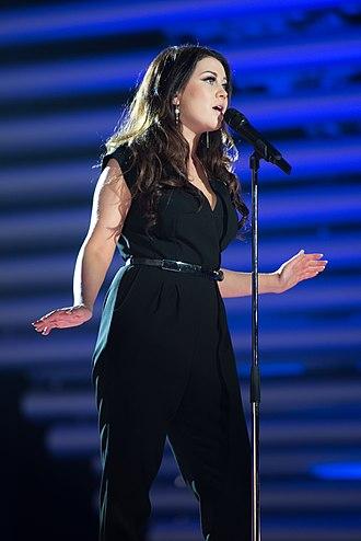 Elina Born - Born performing in Vienna in 2015