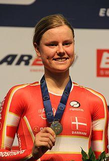 Amalie Dideriksen Danish cyclist