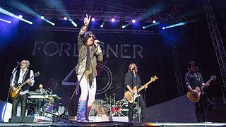 Foreigner (band) British-American rock band
