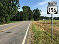2017-07-13 18 07 13 View south along Virginia State Route 156 (Prince George Drive) at Virginia State Route 106 (Courthouse Road) in Prince George, Prince George County, Virginia.jpg