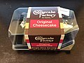"""2019-06-20 23 05 41 A package containing """"The Cheesecake Factory at Home - Original Cheesecake"""" in the Franklin Farm section of Oak Hill, Fairfax County, Virginia.jpg"""