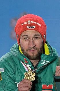 Markus Eisenbichler German ski jumper