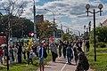 2020 Belarusian protests — line of solidarity in Minsk (13-08-2020) 13.jpg