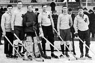Swedish Ice Hockey Championship - IK Göta won the 1922 Swedish Ice Hockey Championship.