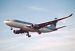 235bg - Qatar Airways Airbus A330-203, A7-ACC@LHR,15.05.2003 - Flickr - Aero Icarus.jpg