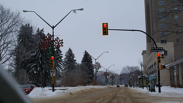 Winter in Canada By SriMesh (Own work) [CC BY-SA 3.0 (https://creativecommons.org/licenses/by-sa/3.0)], via Wikimedia Commons