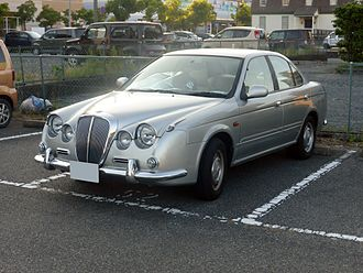 Mitsuoka - Second generation Ryoga