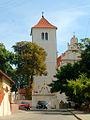 3. Janowiec, kościół par. p.w.św. Stanisława biskupa i męczennika i św. Małgorzaty.JPG