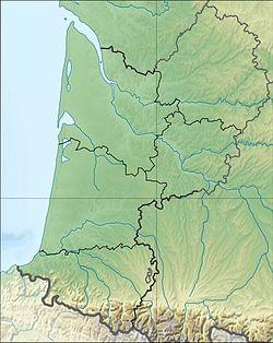 (Voir situation sur carte: Aquitaine)