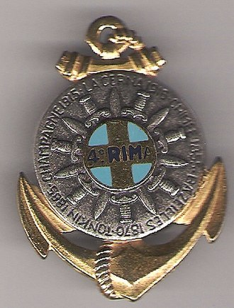 4th Marine Infantry Regiment - Image: 4e régiment d'infanterie marine