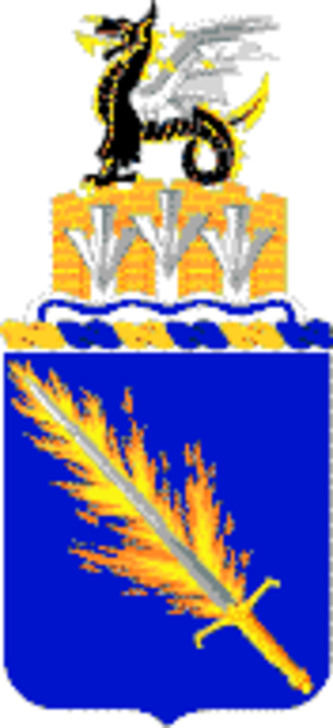 504th Infantry Regiment (United States) - 504th Parachute Infantry Regiment coat of arms