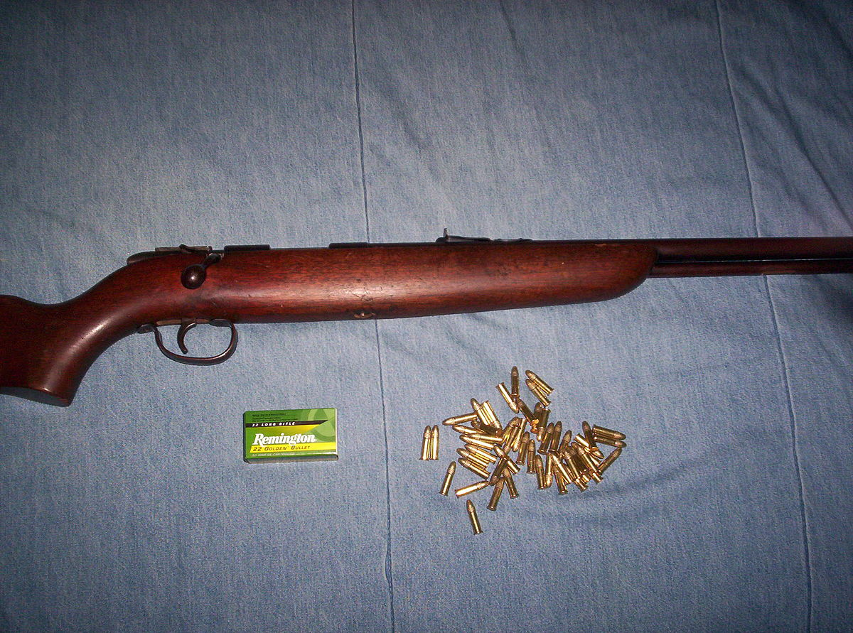 Remington Model 512 Sportsmaster - Wikipedia