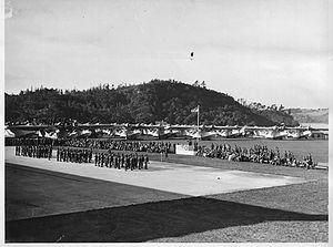 No. 5 Squadron RNZAF - Image: 5 Squadron RNZAF Catalinas