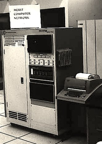 Front-end processor - PDP-11 based front end processor around 1975