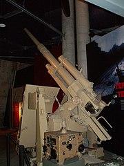 880mm Flak D WWII db