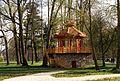 9085viki Pałac Wojanów - altana w parku. Foto Barbara Maliszewska.jpg