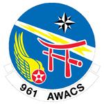961 Airborne Warning & Control Sq emblem.png