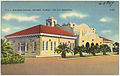 A.C.L. railroad station, Orlando, Florida, 'the city beautiful'.jpg