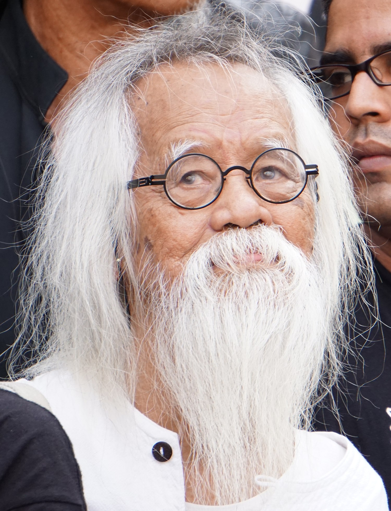 A. Samad Said during Kita Lawan rally on 28 March 2015.jpg