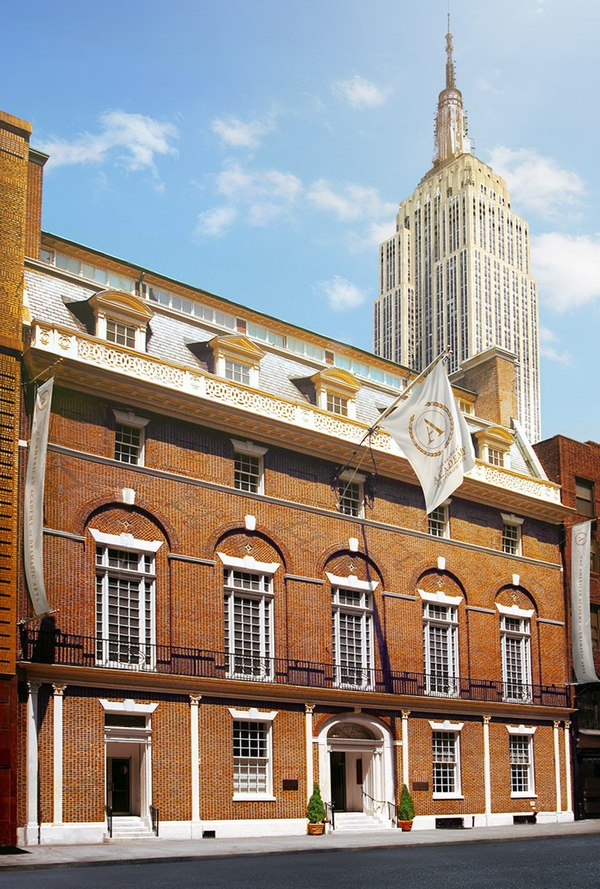 Academy at the former Colony Club building in Manhattan AADA at the Colony Club.jpg