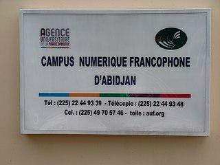 <i>Agence universitaire de la Francophonie</i> University network based in Montreal, Canada