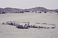 ASC Leiden - van Achterberg Collection - 14 - 23 - Une mosquée rectangulaire du désert - Ahaggar, Algérie - 1984.jpg