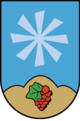 Coat of arms of Kitzeck im Sausal