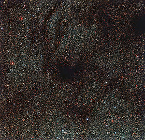 Dark nebula - Image: A Hole in the Sky