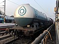 A Railway Milk wagon at Renigunta Junction.jpg