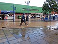 A Wet Wednesday Afternoon on Market Square - geograph.org.uk - 568445.jpg