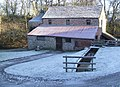 A frosty Barry Mill - geograph.org.uk - 1069437.jpg