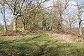 A green lane near Forge Farm - geograph.org.uk - 1766854.jpg