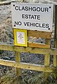 A helpful sign - geograph.org.uk - 331614.jpg