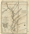 A map of the great river St. John & waters (the first ever published) from the Bay of Fundy, up to St. Anns or Frederick's Town; being little known by white people, until 1783; settled by the American LOC 73694671.jpg