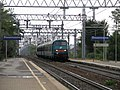 A regional train bound for Milano Centrale arriving at Desenzano.JPG