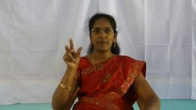 படிமம்:A video on Tamil sign language ஃ.ogv