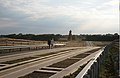 A view looking west, of the guided busway tracks, Cambridge - panoramio.jpg