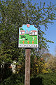 A village sign at High Easter, Essex, England.jpg