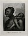 A woman and child from Van Dieman's Land Wellcome V0050637.jpg