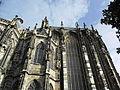 Aachener Dom. Die gotische Chorhalle..JPG