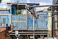 Abandoned Train at Janakpur station, Nepal Railways--IMG 7920.jpg