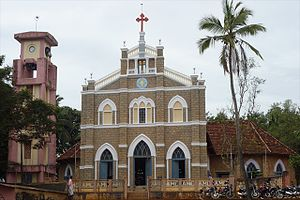Parassala - Abbs Memorial Church