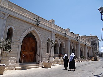 Daliyat al-Karmel - Abu Ibrahim shrine