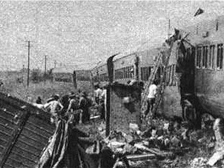 Image result for 1970 argentina train disaster images