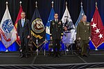 Acting Secretary of Defense Attends U.S. Central Command Change of Command 190328-D-PB383-056 (47488573751).jpg